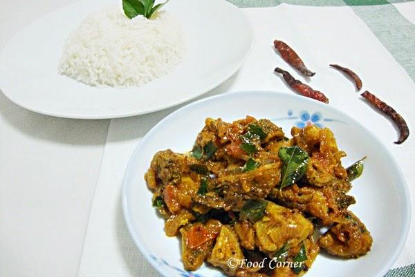Sri Lankan recipes-Spiny Gourd stir fry-Diabetic friendly