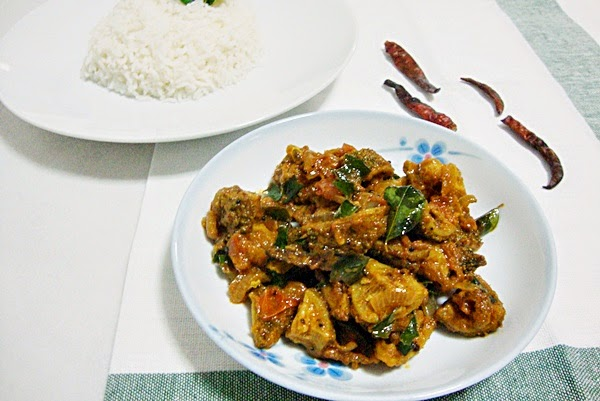 Thumba Kariwila Stir-fry