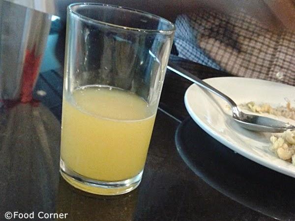 Breakfast at Amansari Hotel City Centre,Johor Bahru
