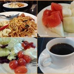 Breakfast at Amansari Hotel City Centre,Johor Bahru