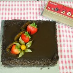 Easy Chocolate Ganache recipe