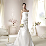 Dream Wedding Dress with Rosa Novias