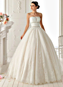 http://www.rosanovias.com/charming-aline-strapless-sleeveless-beading-buttons-lace-chapel-train-lace-satin-tulle-wedding-dresses-p-505.html