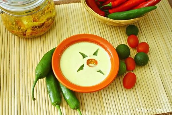 Kiri Hodi- Sri Lankan Food
