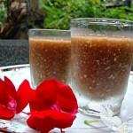 Wood Apple Milk (Wood Apple Juice) / Diwul Kiri