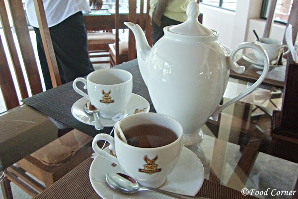 Tea@The Eagles' Cafe Weerawila-Sri Lanka