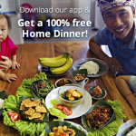 Download Withlocals Travel App & get a 100% Free Home Dinner in Asia!