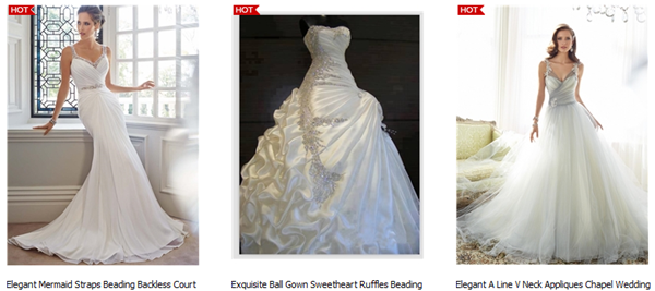 Vintage Wedding Dresses review