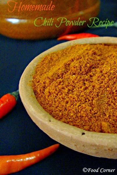How to Make Chili Powder-recipe