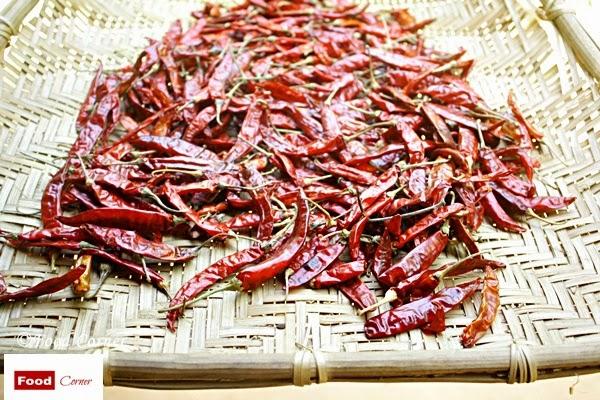 How to Make Chili Powder in Sri Lanka