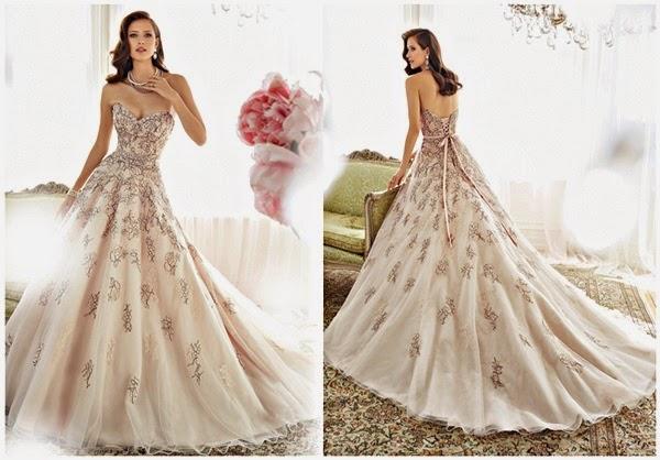 Vintage Wedding Dresses-weddingshe.com