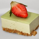 Green Tea Cheese Cake