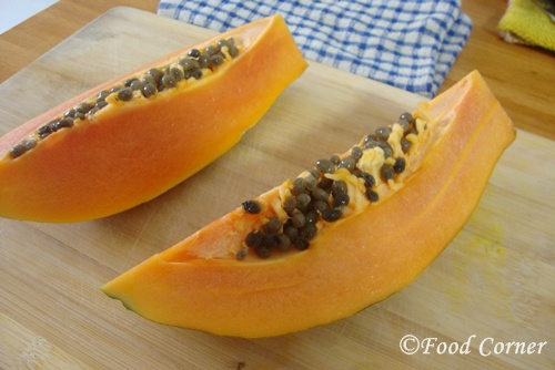 Papaya -a Hives Treatment