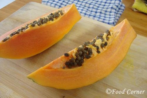 Papaya -a Hives Treatment