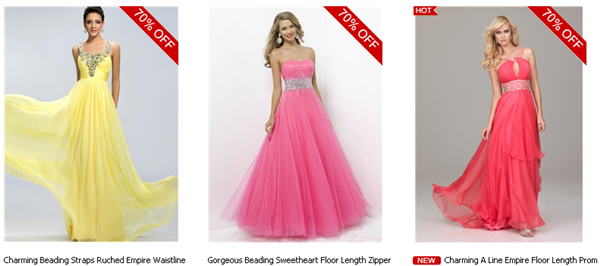 Prom Trends 2015
