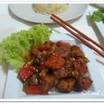 Sri Lankan Devilled Chicken Recipe in Chef Duminda's Style