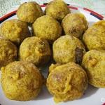 Mung Guli (A Sri Lankan Traditional Sweet)