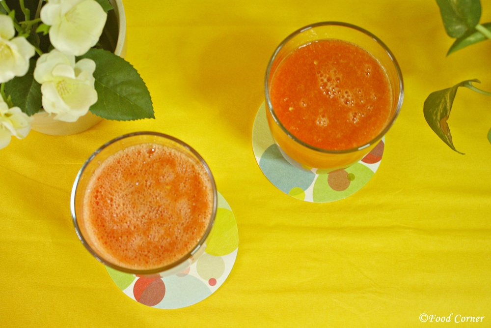 Papaya-Mango-Juice-recipe
