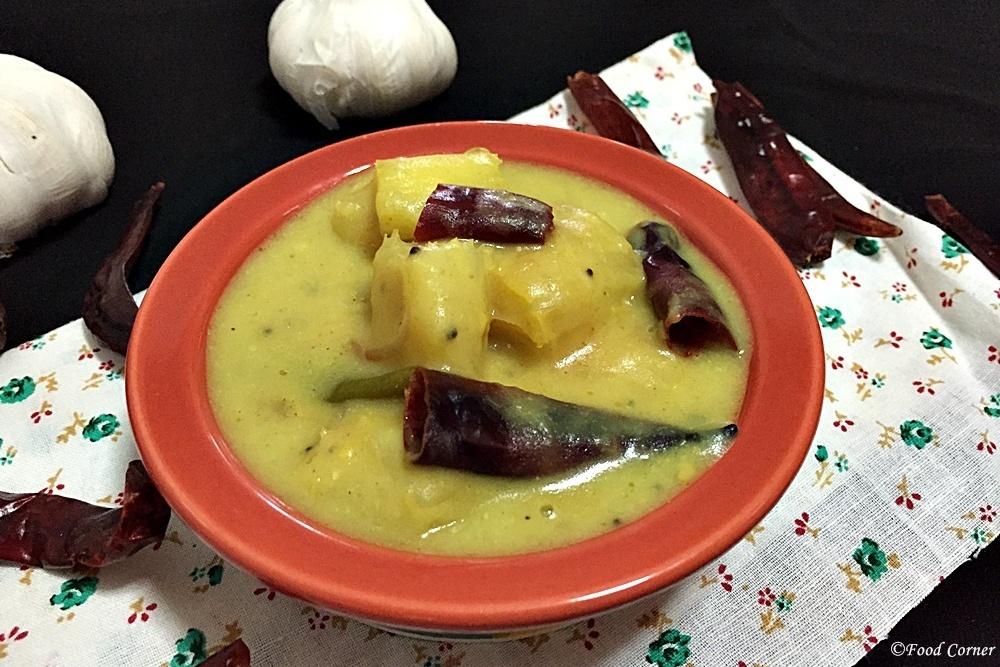 Manyokka-curry