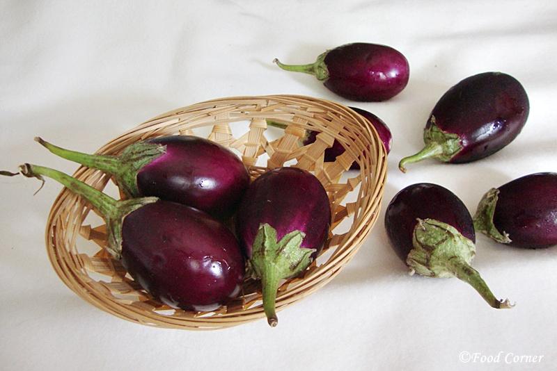 Eggplant  Curry in Sri Lankan Style