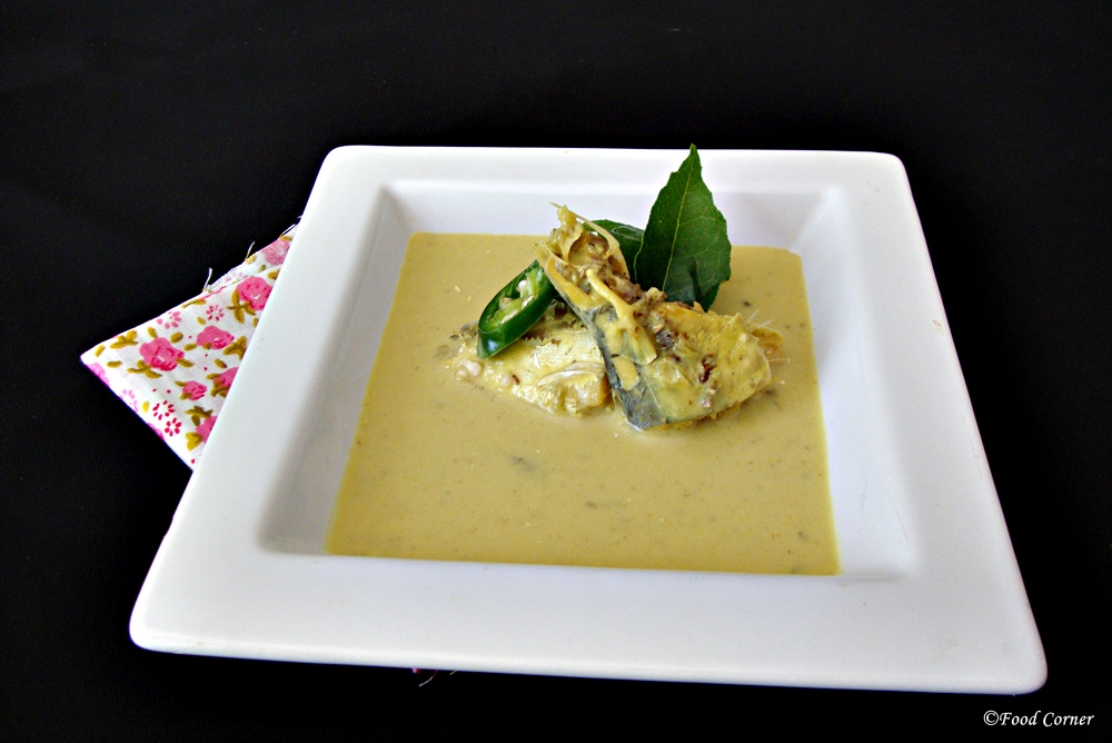 Sri Lankan Fish Curry (Malu Kirata)