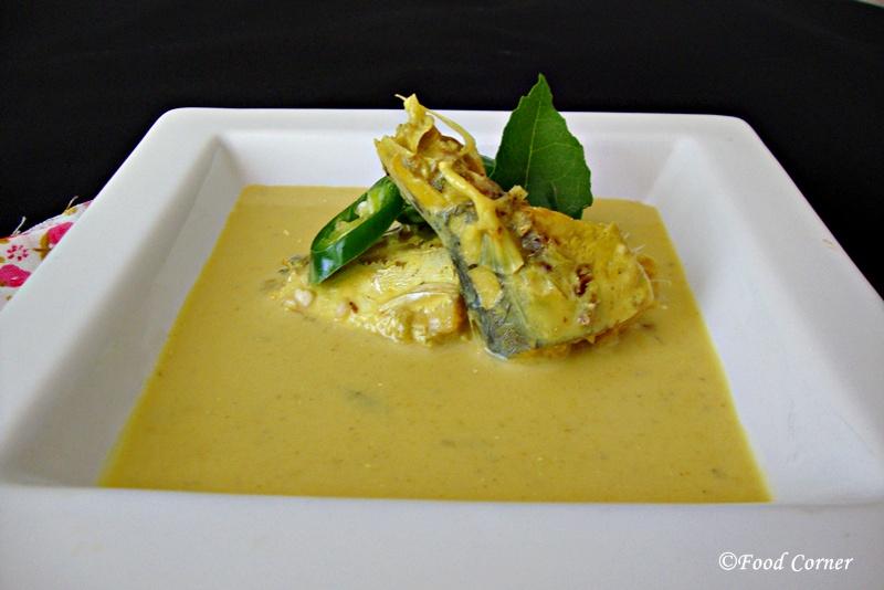 Sri Lankan Fish Curry (Malu Kirata)