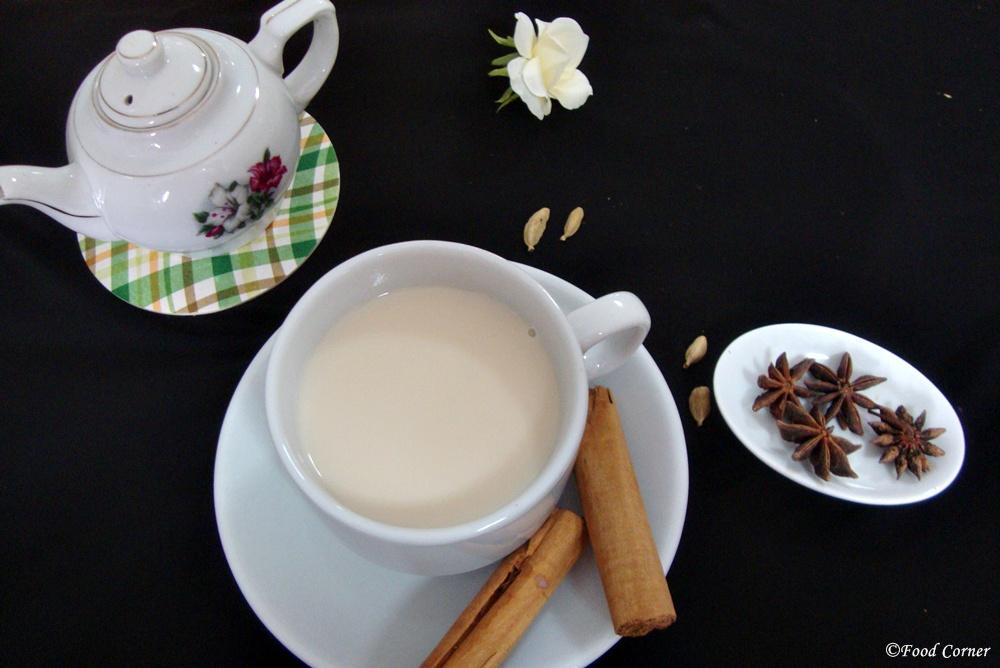 Easy Chai Tea recipe with Ceylon Tea ,