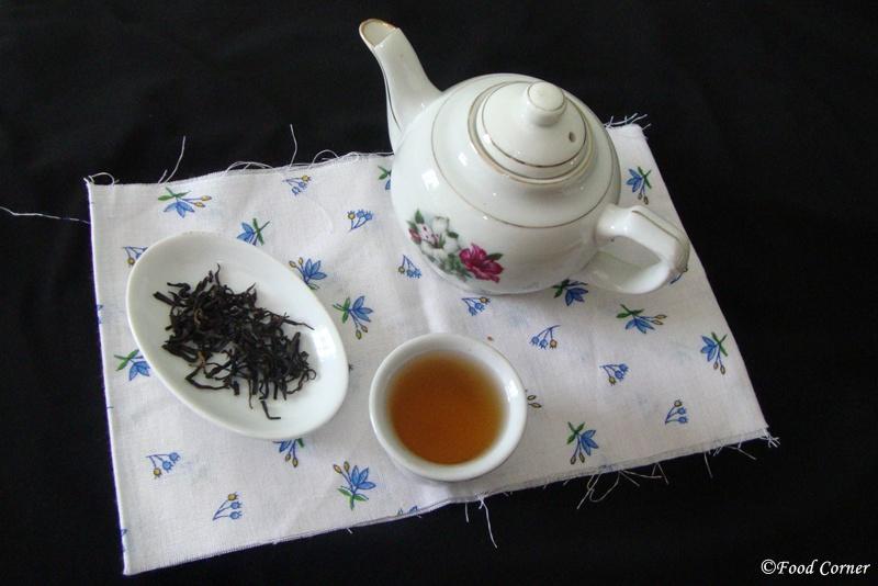 Teavivre Nonpareil Yunnan Dian Hong Chinese Red Black Tea Review