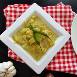 Sri Lankan Alu Puhul Curry – Winter Melon Curry