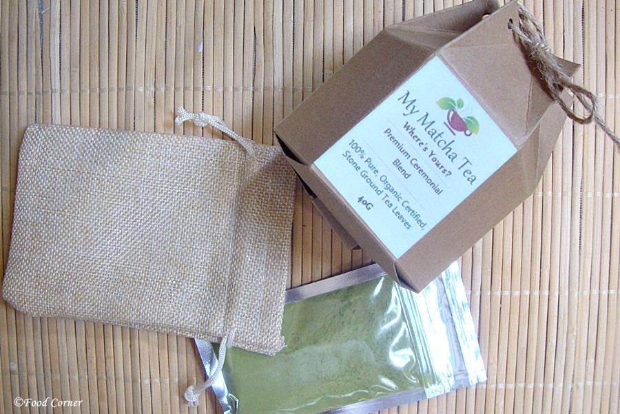 My Matcha Tea Green Tea Review