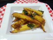 Deep Fried Baby Corn