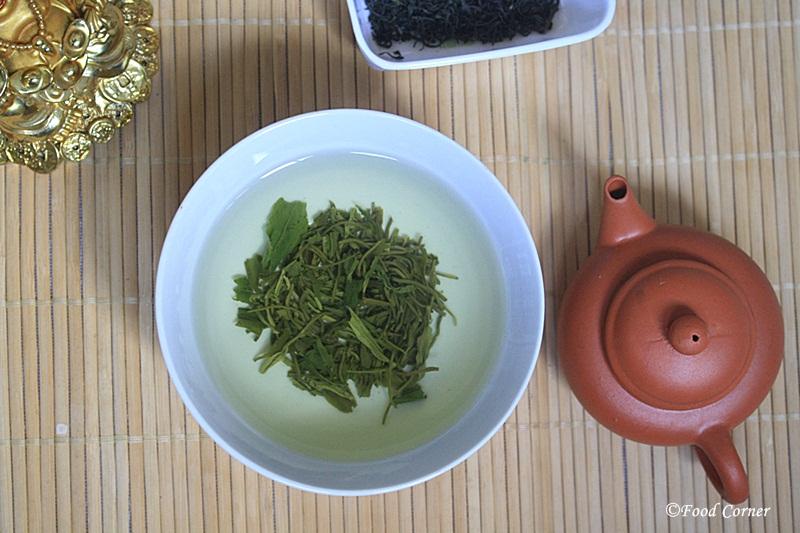 Teavivre Lu Shan Yun Wu Green Tea Review