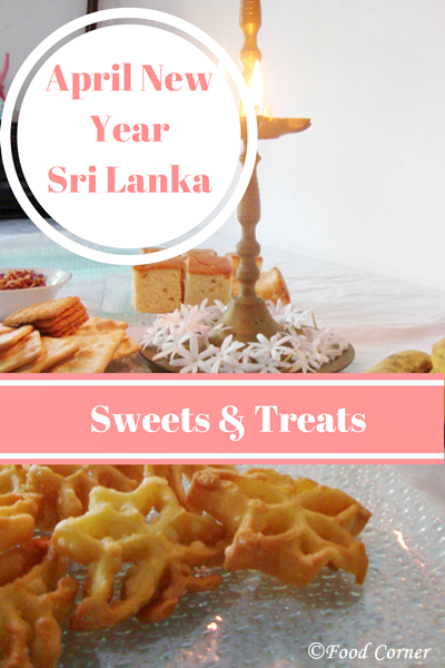 New Year Recipes from Sri Lanka