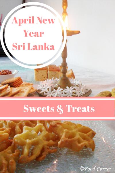 New Year Recipes from Sri Lanka