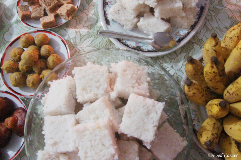 Sri Lankan sweets and treats for April New Year