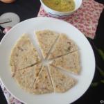 Multigrain Roti – The Sri Lankan Style Multigrain Pol Roti