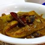 Sri Lankan Raw Mango Curry (Amba Maluwa)