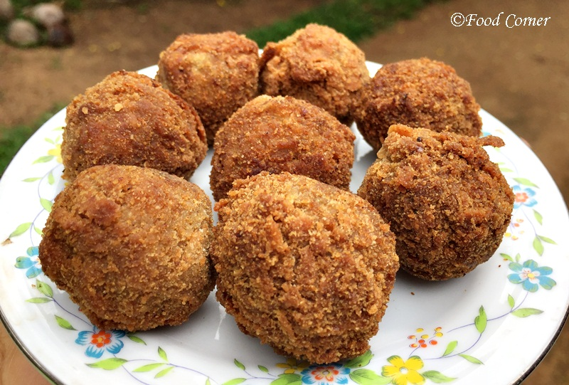 Sri Lankan Cutlets recipe