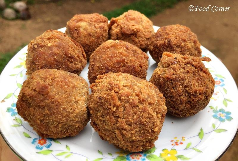 Sri Lankan Cutlets recipe