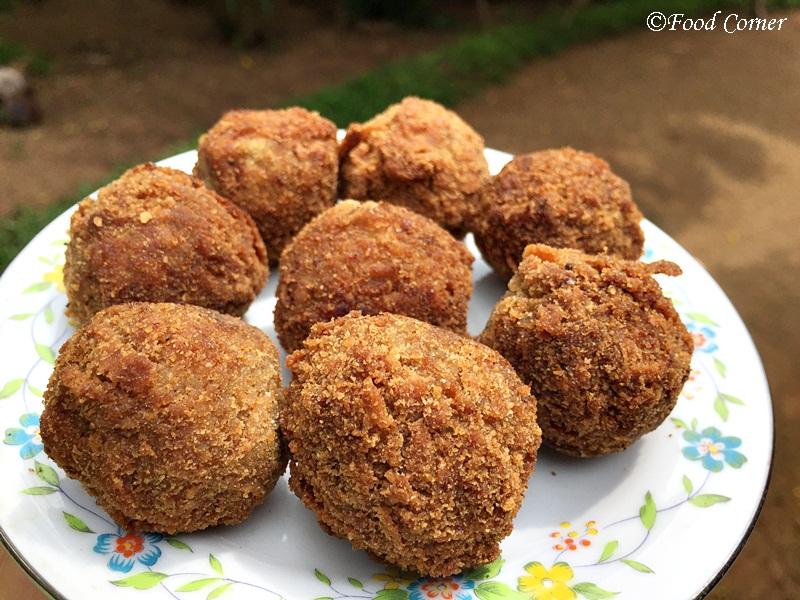 Sri Lankan Fish Cutlets Recipe