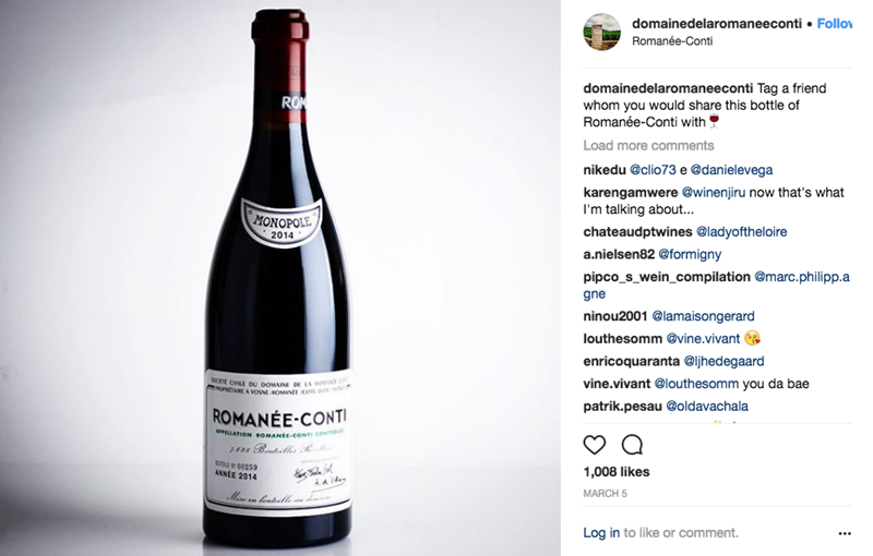 Vinstagram - Is social media changing the way we enjoy wine?