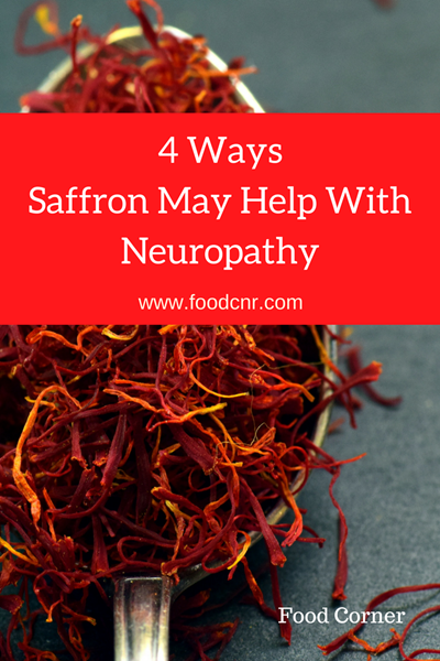 4 Ways Saffron May Help With Neuropathy