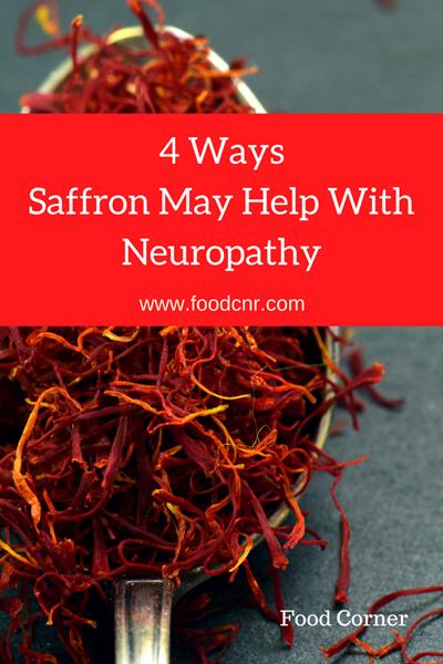 4 Ways Saffron May Help With Neuropathy