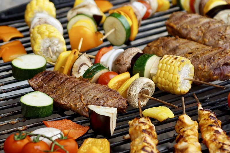 Healthier Food Choices for Your Summer Barbecues