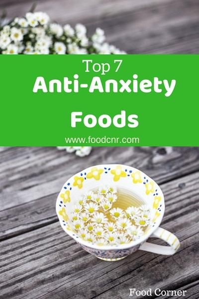 Anti-Anxiety Foods
