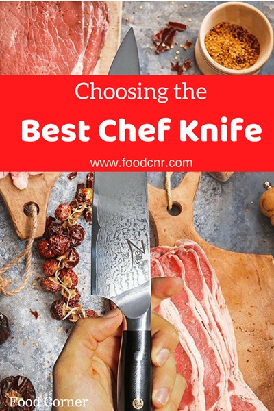 Choosing the Best Chef Knife