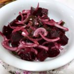 Sri Lankan Beetroot Salad – Quick and Easy!