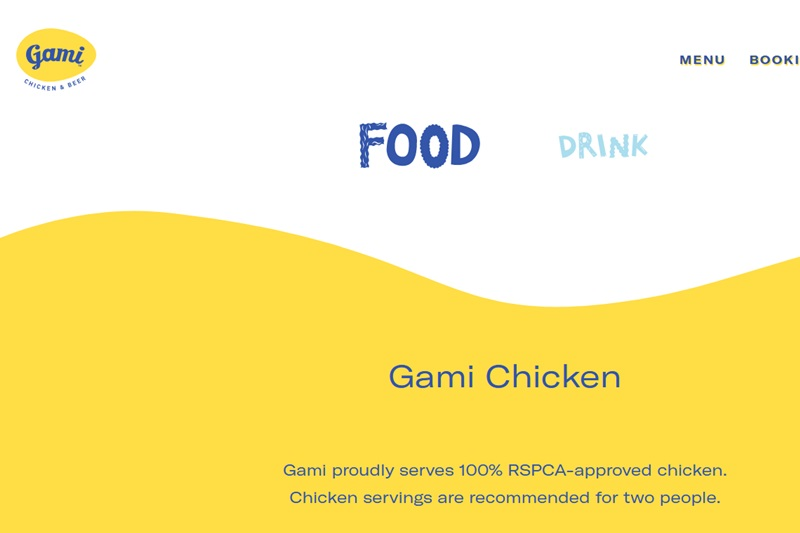 Gami Chicken
