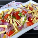 Shredded Omelette Salad Recipe – Omelette Ideas