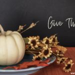 Steps to a Better Thanksgiving